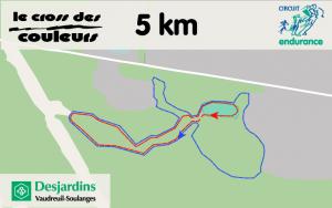 5 km – Cross des couleurs