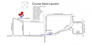 5 km – SLS