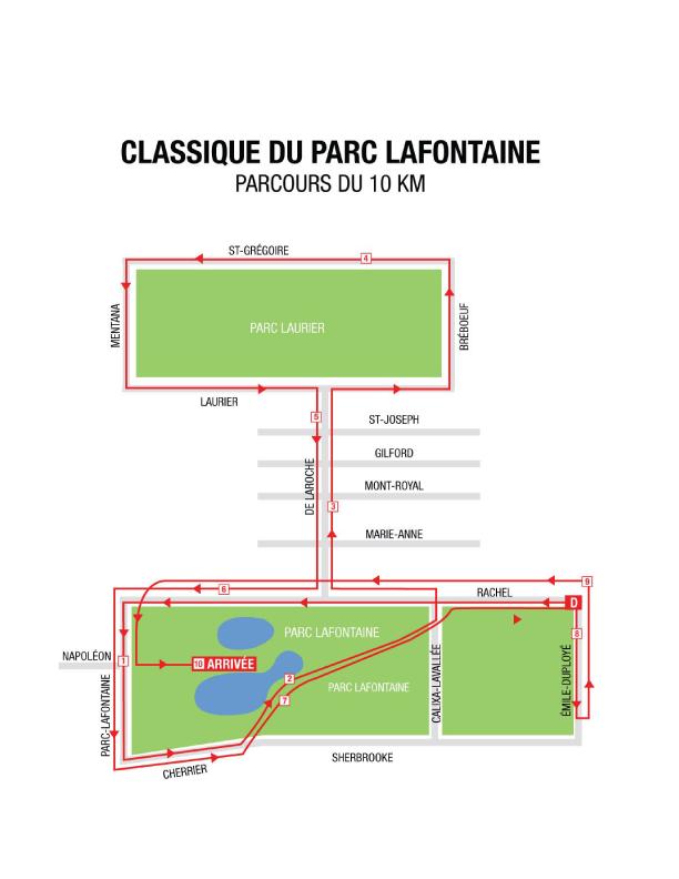 Classique du Parc La Fontaine – Circuit Endurance ece82dc9f79a