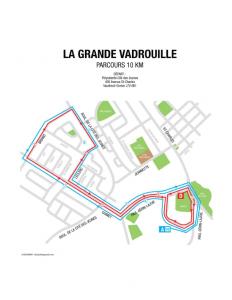 10 km – Vadrouille