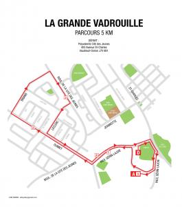 5 km – Vadrouille